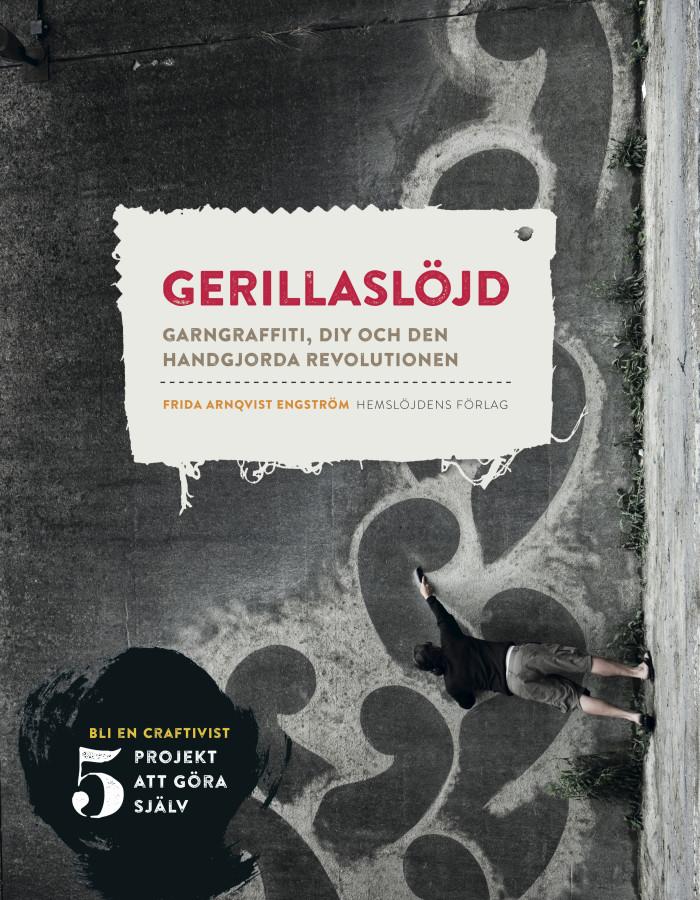 Och ja, så här ser själva boken ut, utgiven på Hemslöjdens förlag. (Foto Kurbits)