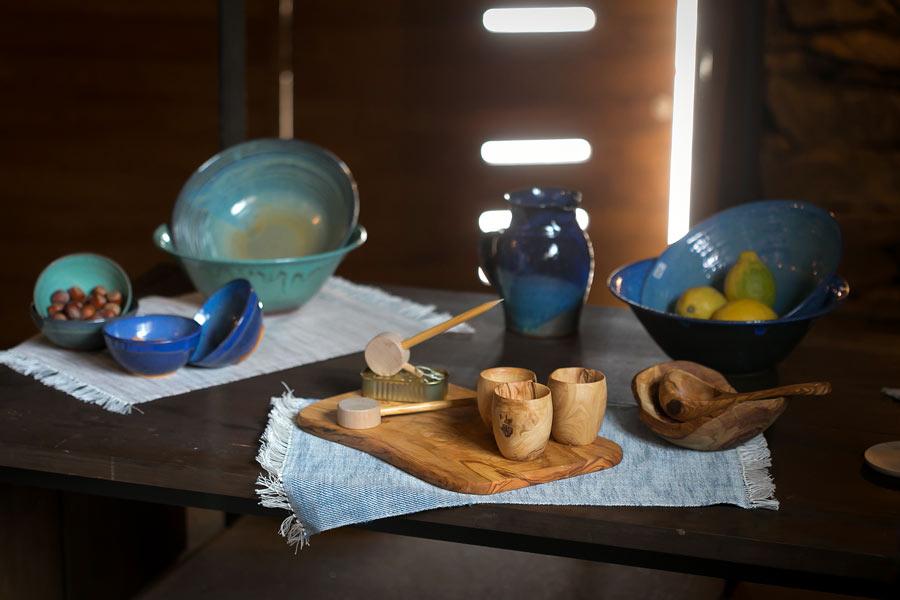 Artesanía de Galicia är en sammanslutning av hantverkare från nordvästra Spanien och ett sätt att marknadsföra regionens traditionella hantverk. (Foto Artesanía de Galicia)