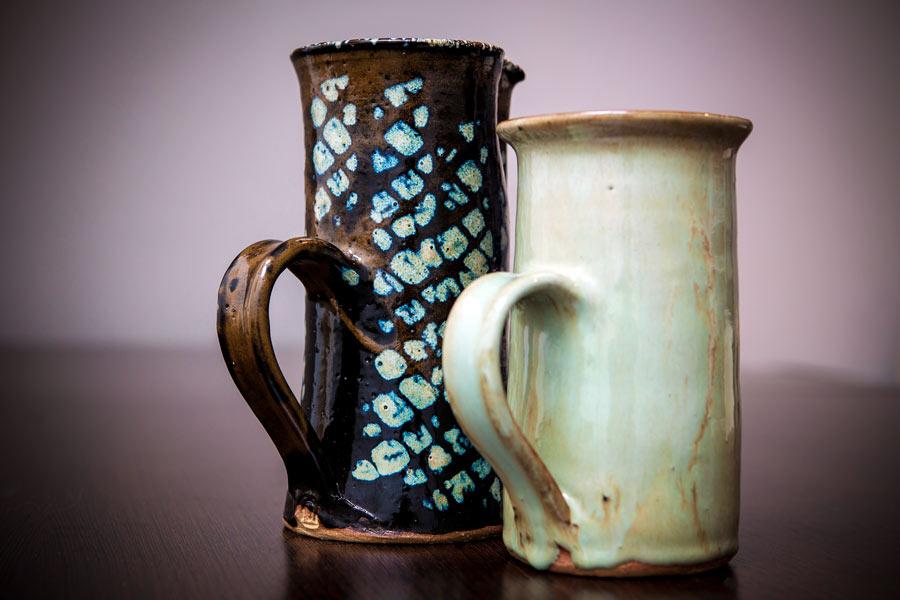 Keramik från Unzueta Cerámica. (Foto Artesanía de Galicia)