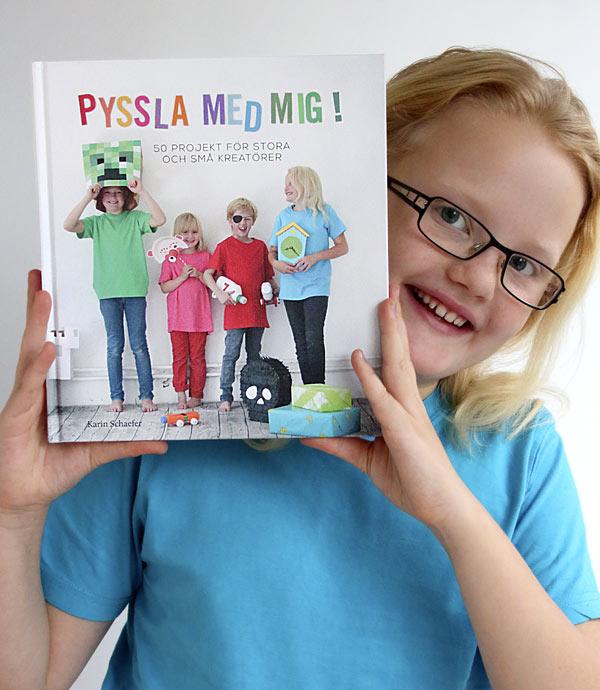 Ja, och så här ser boken ut, utgiven på Fill&Tell. (Foto Karin Shaefer)