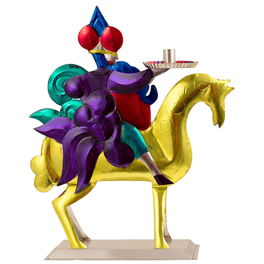 En favorit! Inget för själva granen, men väl för julbordet förstås! En kung från Mexiko. (Foto Afro Art)