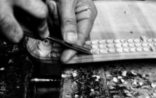 Svensk design möter bosniskt hantverk