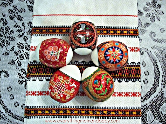 Ukrainska ägg.