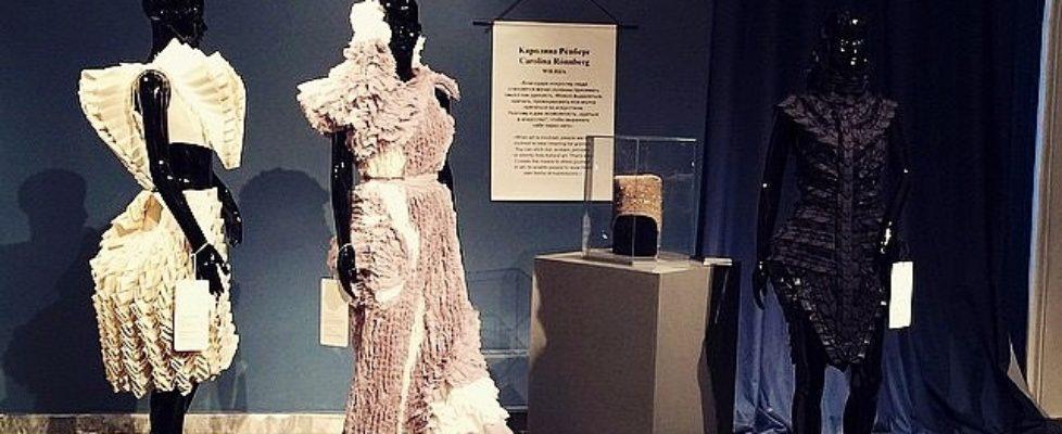 Svenskt-ryskt samarbete kring mode och hantverk: Carolina Rönnberg