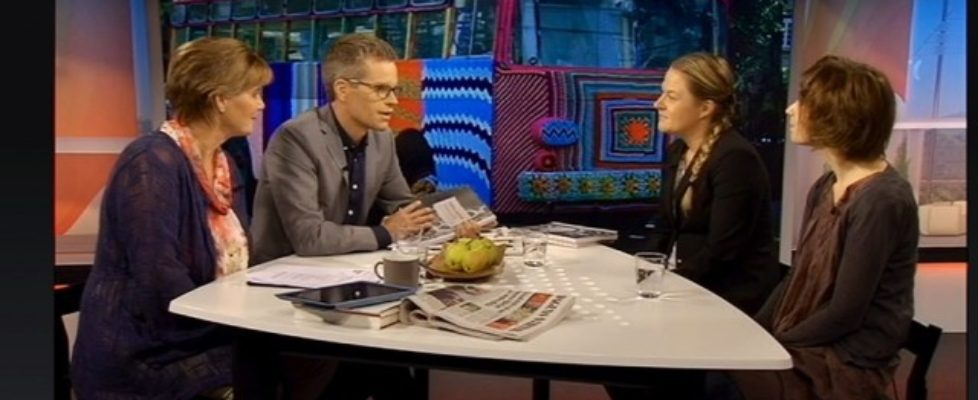 Gerillaslöjd i SVT:s Gomorron
