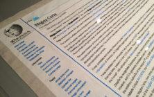 Broderat Magna Carta får Wikipedias form