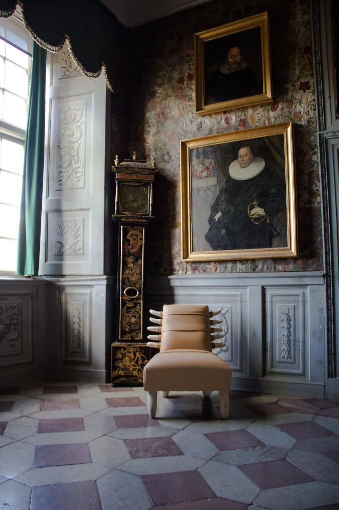 Fram till nästa vecka finns möjlighet att se Julia Gamborg Nielsens verk. (Foto Julia Gamborg Nielsen)
