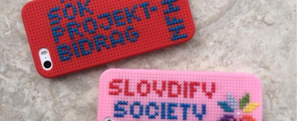 Var med och slöjdifiera samhället!