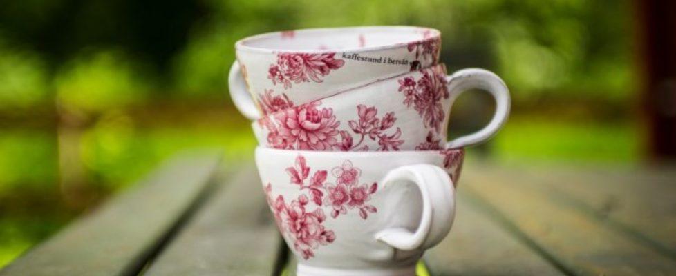 Annas keramik med budskap och berättelser