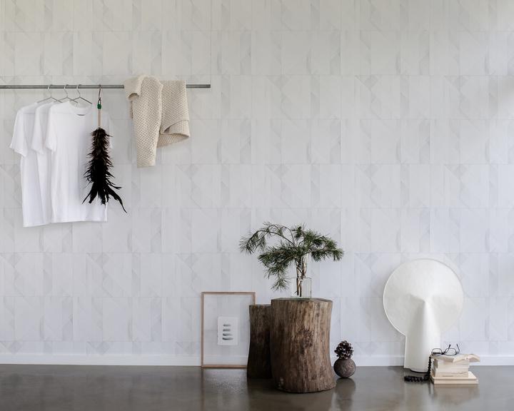 Papper - åh det går inte att sluta, det är så himlans fint!  Ur kollektionen Skog av Karolina Kroon och Hanna Wendelbo-Hansson. (Foto Daniela Wittes)