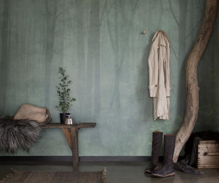 Skog, av Katarina Kroon och Hanna Wendelbo-Hansson, för Sandbergs. (Foto Daniella Wittes)