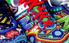Pärlor, sneakers och traditioner från Nayarit