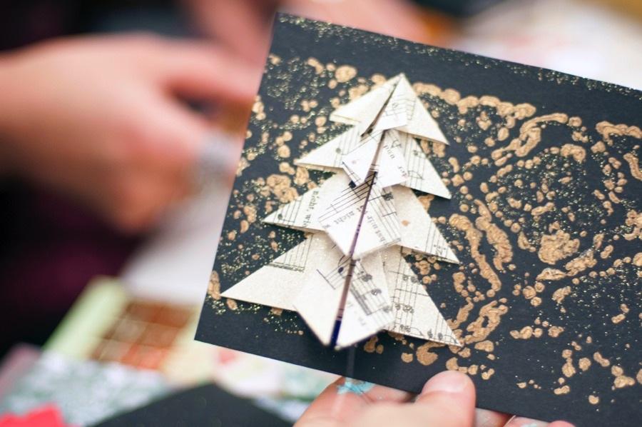 Nu på söndag håller The Craft Lab Christmas Craft Bonanza i Stockholm, var med om du kan! (Foto Stina Axelsson)