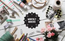 Monthly Makers 2016 – var med du med!