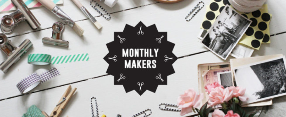 Monthly Makers 2016 – var med du med!