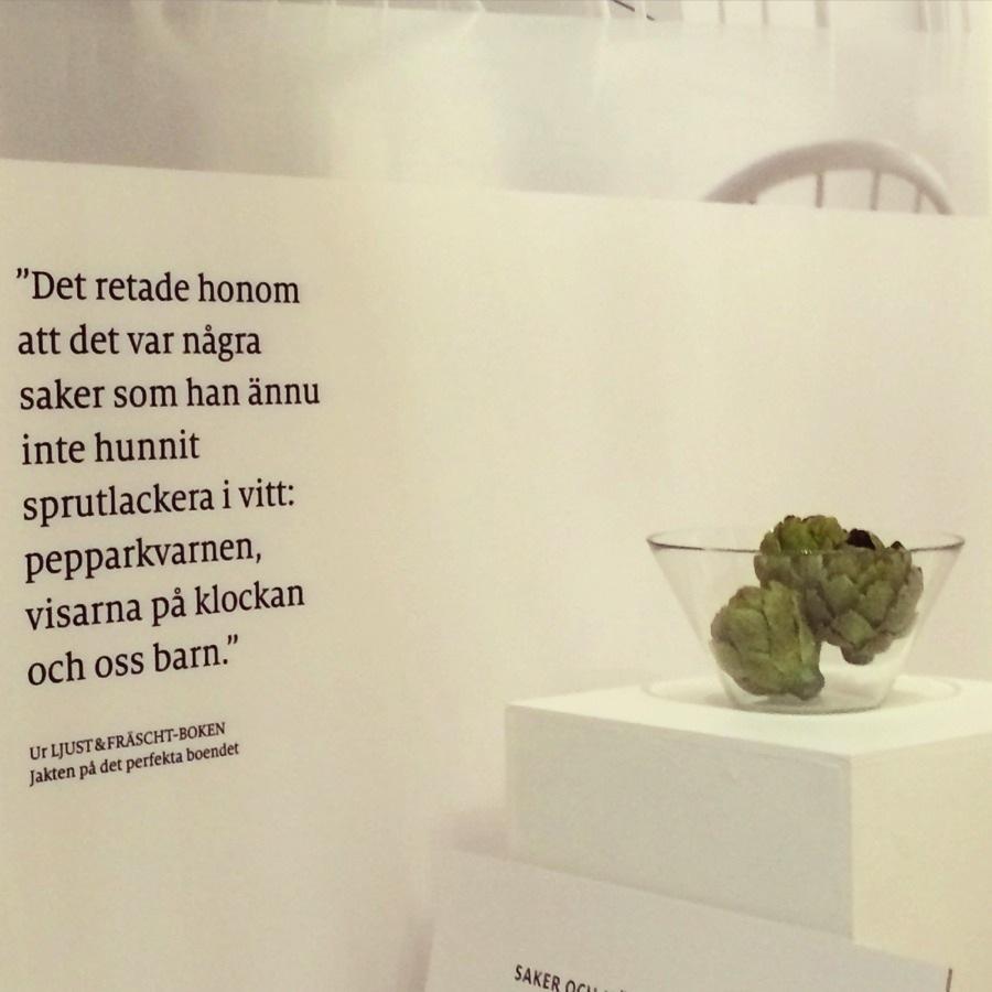 Fredrik Lindström och Henrik Schyffert säger som det är...ur föreställningen Ljust och fräscht. (Foto Kurbits)