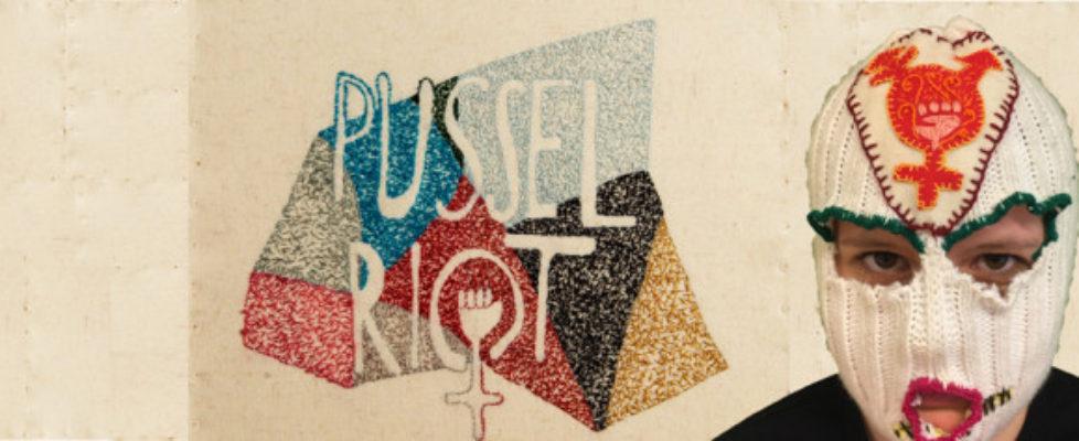 Slöjd som metod: var med på Pussel Riot!