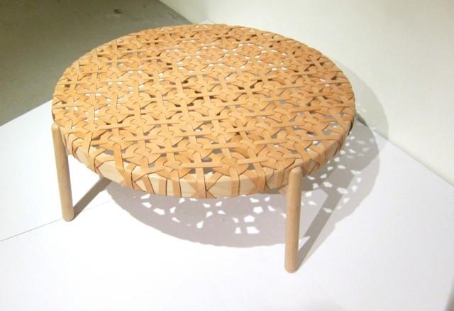 Stor pall, Rebind, av Mia Cullin. Visas på Designgalleriet just nu - gå och se! (Foto Kurbits)