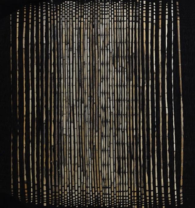 Vega Siltberg från textil, Konstfack. (Foto Vega Siltberg)