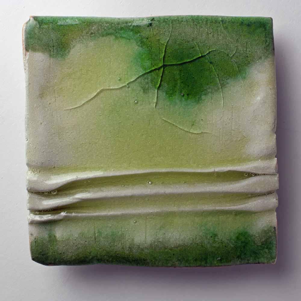 Keramikplatta av Hanna Hyving, konsthantverkscentrum.se. (Foto Hanna Hyving)