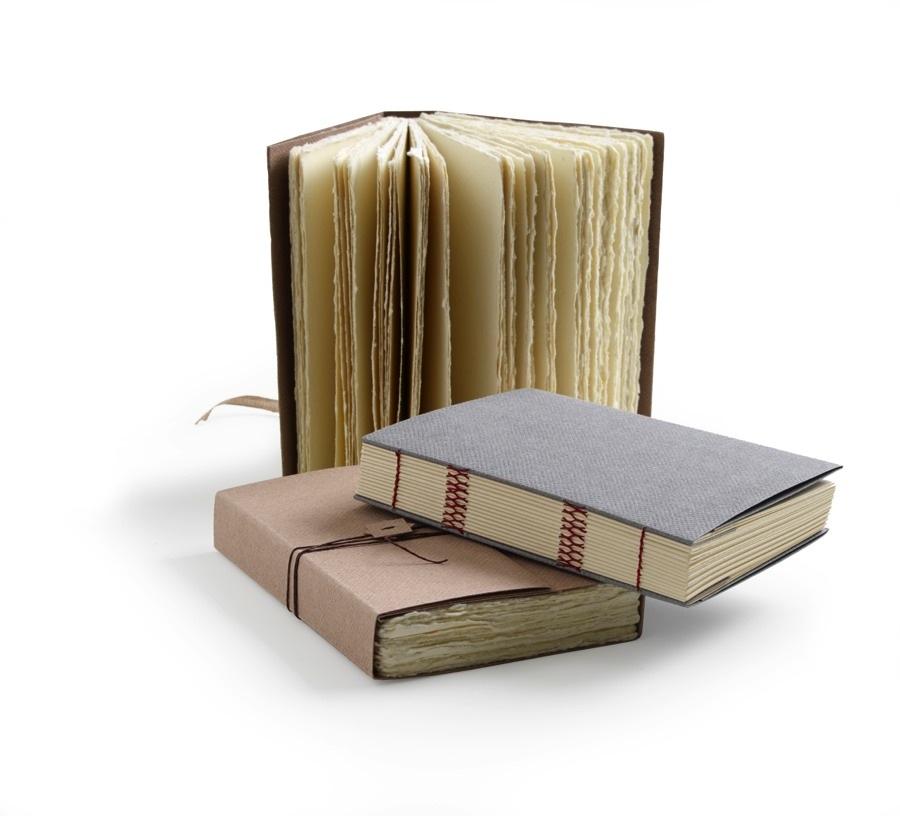 Bok med orientalisk häftning, ur Papper och stygn. (Foto Thomas Harrysson)