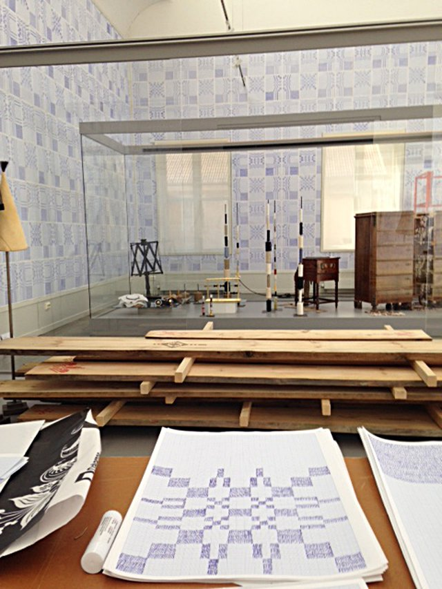 Arvbetagelse, Dalarnas museum. (Foto FAS)