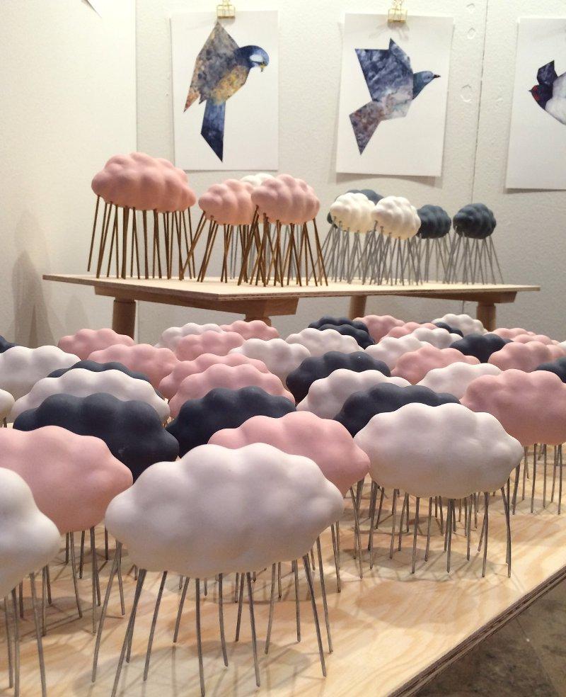 Keramikmoln som heter duga! Från Grimwade i Nordic Buzz-avdelningen. (Foto Kurbits)