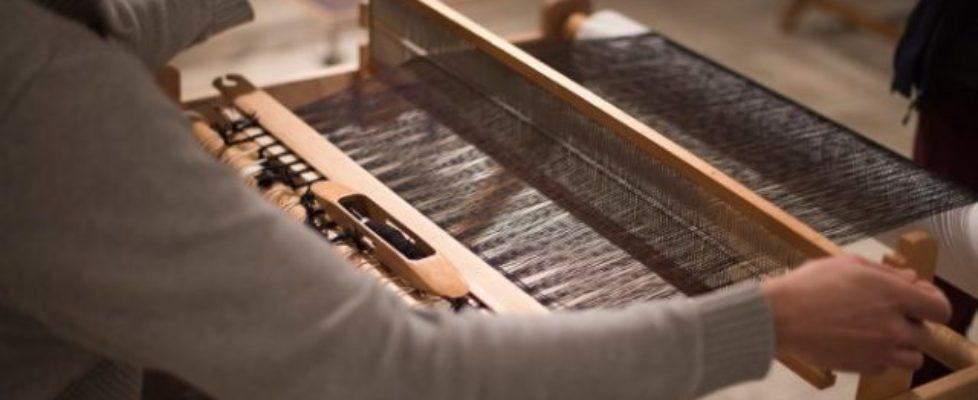 Weaving Kiosk håller öppet för dig