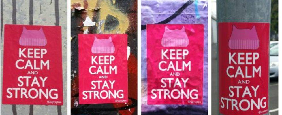 Den rosa kampen går vidare – fortsätter framåt!