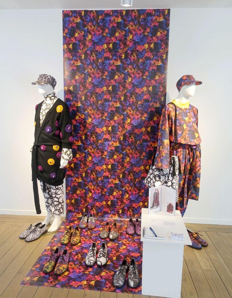 Jonas Balaz utgår från behovet att själv påverka sina kläder, göra dem större och mindre utifrån den egna kroppen. Att för eget välbefinnande våga bli herre över sin egen garderob och inte låta kläderna diktera reglerna för välbefinnandet. (Foto Kurbits)