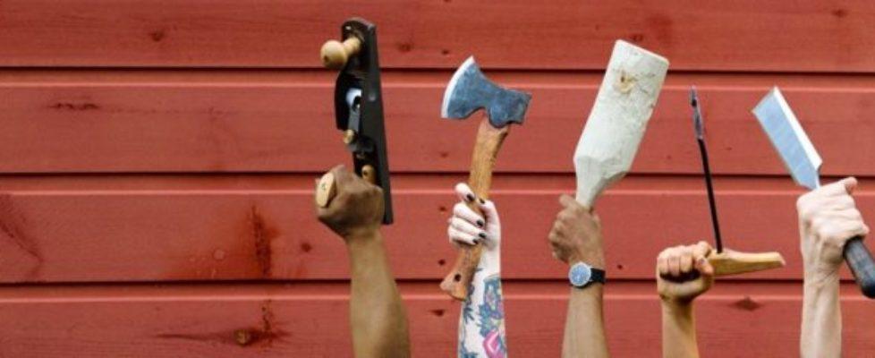 Träslöjdsfestivalen Trä, folk och verktyg – i helgen!