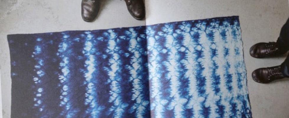 Boktips: En handbok om indigo – färgning och projekt