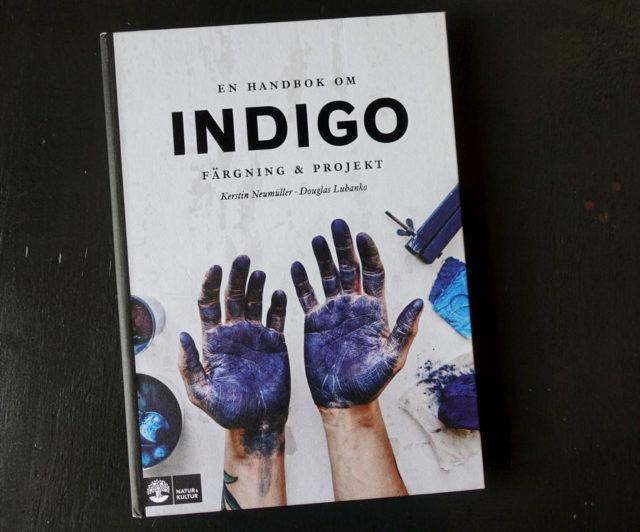 Indigo. Bokens omslag. Med bilder av Fredrik Ottosson. (Foto Kurbits)