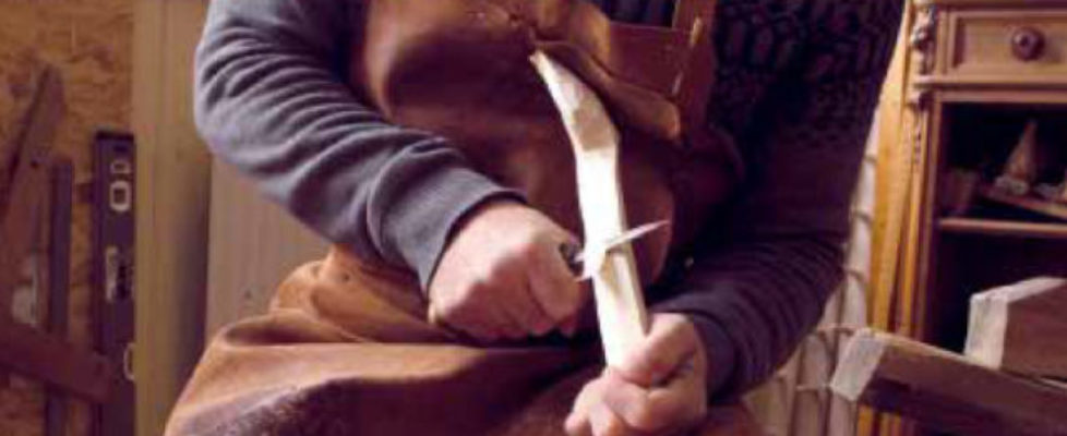Julklappstips #4: The art of whittling