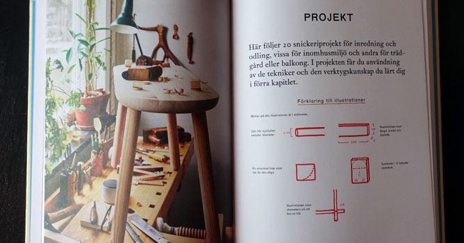 Julklappstips #2: Trä – snickerihandbok för inredning och odling