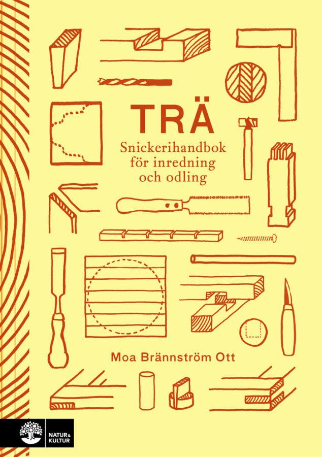 Julklappstips! Moa Brännström Ott är finsnickare och arbetar bla med designruppen Uglycute, hon har också en examen från Capellagården och står här för 20-talet projekt att snickra själv därhemma. Kolla in!