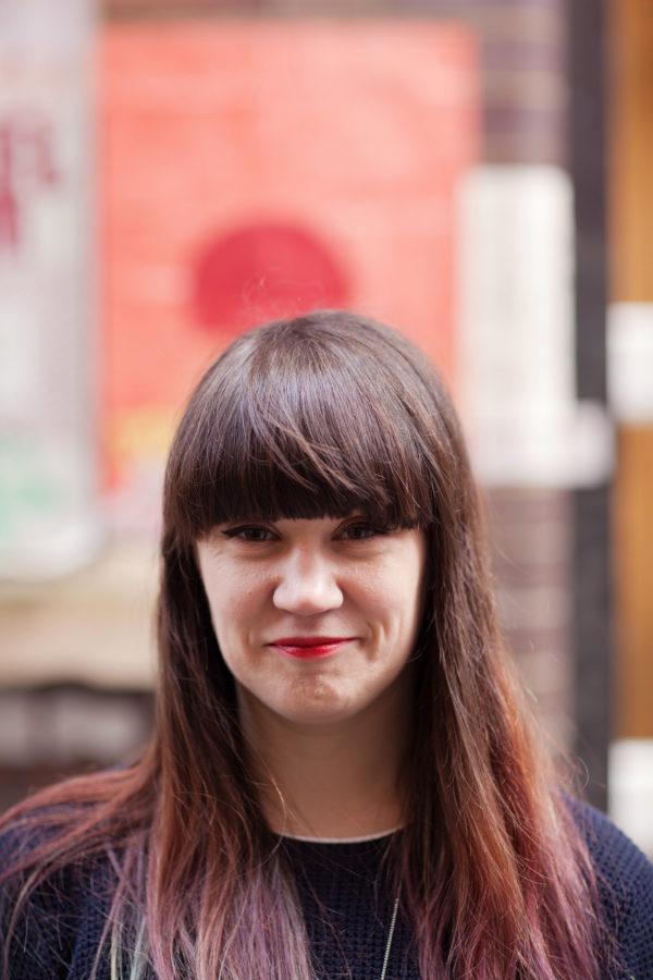 Sarah Corbett. (Foto  Jonathan Cherry jonathancherry.net)