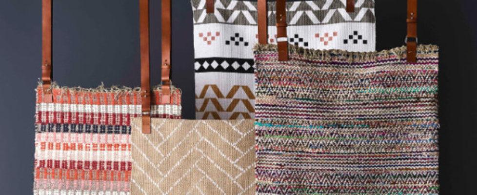 Finarte: finska mattor gjorda av spill