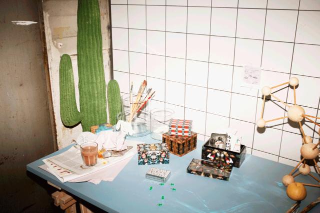 Kollektionen Föremål finns på utvalda Ikeavaruhus, och bakom den ligger glas- och keramikkonstnären Per B Sundberg. (Foto Ikea)
