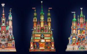 Se Krakows krubbor – en glittrande julutställning!