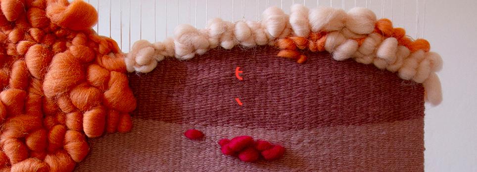 Textilepidemin visar samtida textilkonst – passa på!