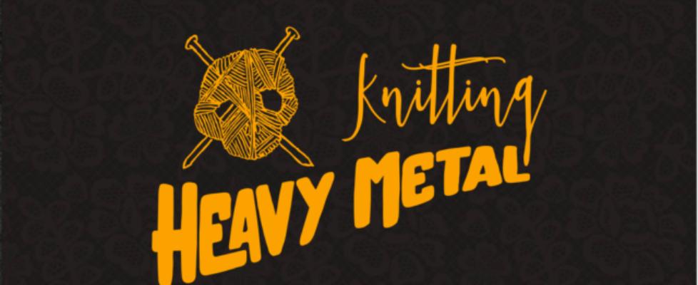 You rock! Är du blivande världsmästare i Heavy Metal Knitting?