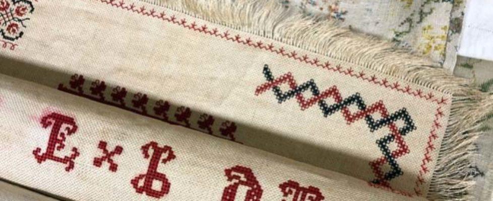 Kurbits besöker: Textilvetenskapen på Uppsala universitet