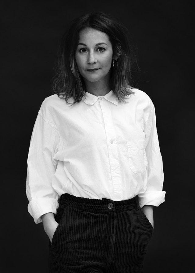 Jennie Jakobsson är Föreningen för Svensk Hemslöjds stipendiat Årets förnyare 2019. (Foto Joel Nilsson)
