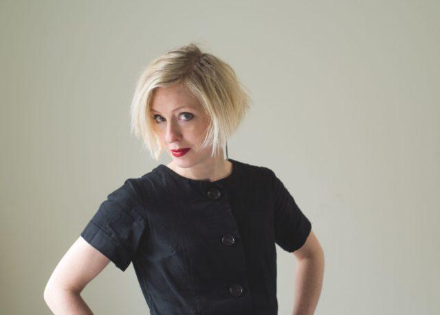 Anna Bauer. Foto Camilla Engman)