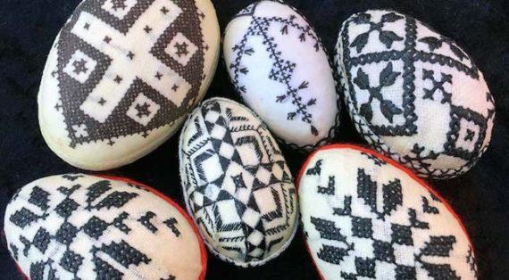 Glad annorlunda påsk